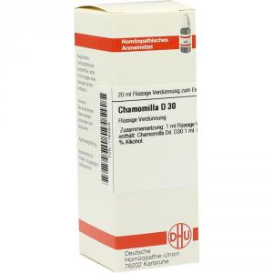 CHAMOMILLA D 30 Dilution