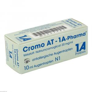 CROMO AT-1A Pharma Augentropfen