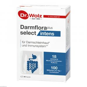 DARMFLORA plus select intens Kapseln