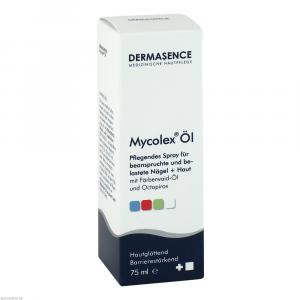 DERMASENCE Mycolex Spray