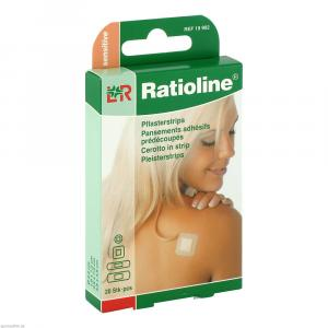 RATIOLINE sensitive Pflasterstrips in 4 Größen
