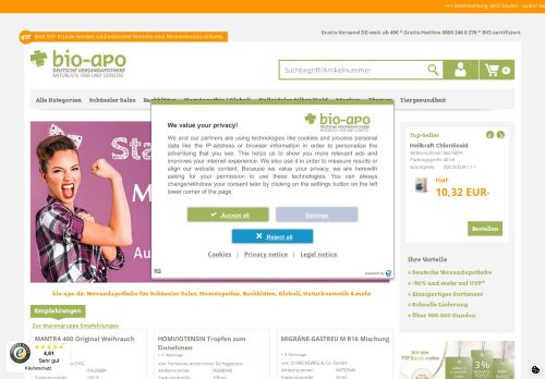 Bio-Apo Screenshot