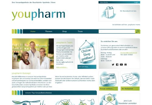 youpharm Screenshot